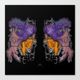 fing2 Canvas Print