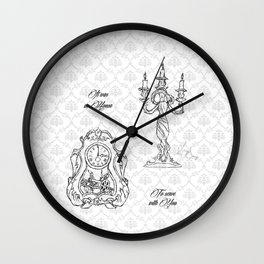 It was an honor Wall Clock