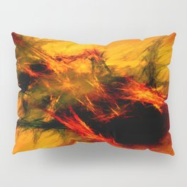 Fire Pillow Sham