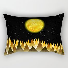 Golden Moon GX Rectangular Pillow