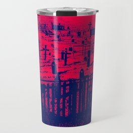 Old Tonopah Cemetery Travel Mug