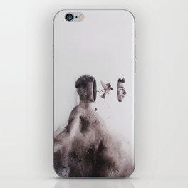 Wake Up iPhone Skin