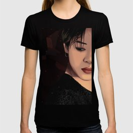 BTS JIMIN FAKE LOVE FANART T-shirt
