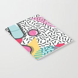 Pills pattern 018 Notebook