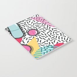 Pills pattern 018 Notebook