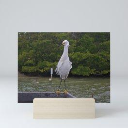 Proud Determination Mini Art Print