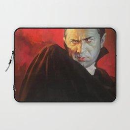 Count Dracula Laptop Sleeve