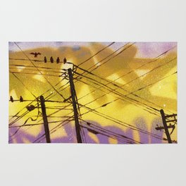 High Wire Act Rug