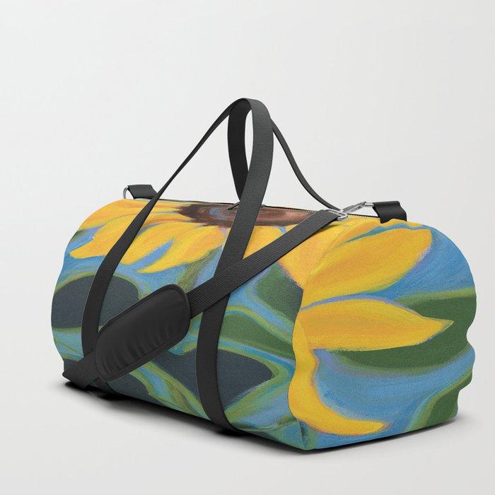 SUNFLOWER Duffle Bag