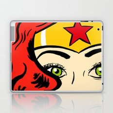 WonderWoman Pop Atr Laptop & iPad Skin