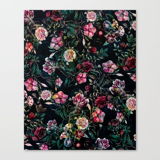 SECRET GARDEN III Canvas Print