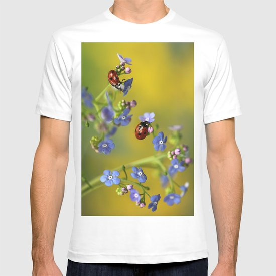 Forget me not... T-shirt