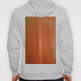 ORANGE STRINGS Hoody