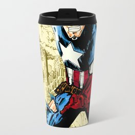 Civil War, Hail Hydra! Travel Mug