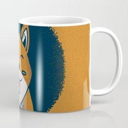 Loveable Corgi Coffee Mug