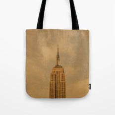 Empire State Isolation (for devices) Tote Bag