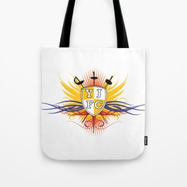 Yellow Jacket Fencing Club Classic Tote Bag