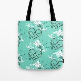 Fresh heart Tote Bag