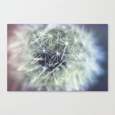 Ghostly Center Canvas Print