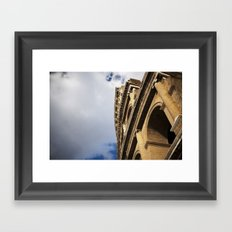 Tides of Time and Men Framed Art Print