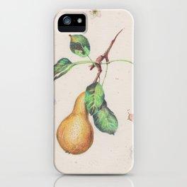 A Pear iPhone Case