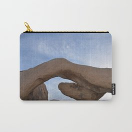 Joshua Tree NP rock formation Carry-All Pouch