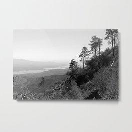 Roosevelt Lake Metal Print
