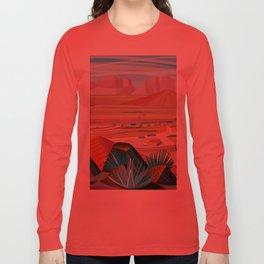La Pimeria, West Phoenix Long Sleeve T-shirt
