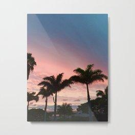 aloha mahalo Metal Print