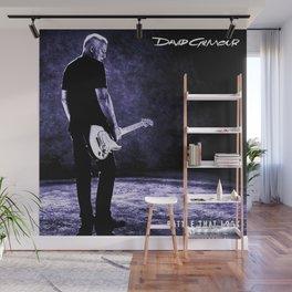 david gilmour style 2019 kakakatin Wall Mural