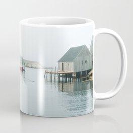 Peggy's Cove fishing village. Coffee Mug