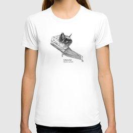 Indiana bat (Myotis sodalis) T-shirt