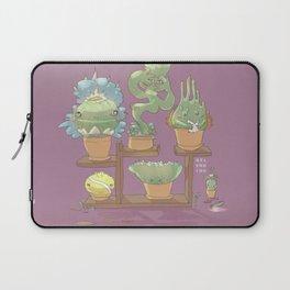 August's Plants Laptop Sleeve