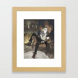 Johnny Knight Framed Art Print