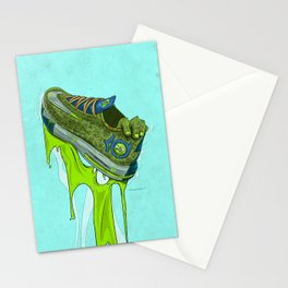 KD ZOMBIEFIED  Stationery Cards