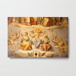 Brunelleschi Cupola in Florence Metal Print