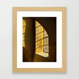 Castle Light Framed Art Print