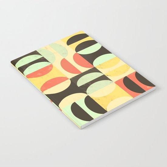 Half and Half Notebook