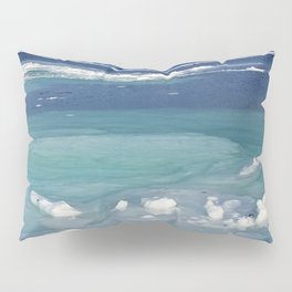 Snow and Ice pool Pillow Sham