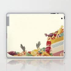 Drowning in Chocolate Laptop & iPad Skin