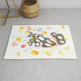 Scandi Micron Art Design | 170808 Micron Watercolour 12 Rug