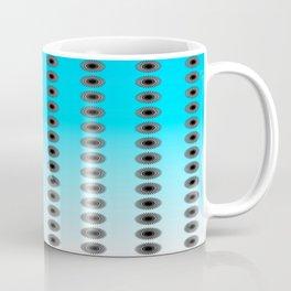 Good Day Sun Pattern (skyblue) Coffee Mug