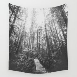 INTO THE WILD II Wall Tapestry