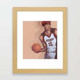 Kagami Taiga Framed Art Print