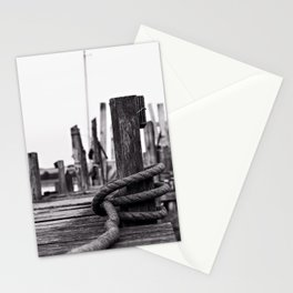 Mooring Hitch Stationery Cards