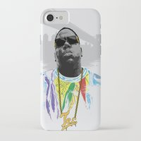 notorious big iPhone & iPod Cases featuring Notorious by Tecnificent
