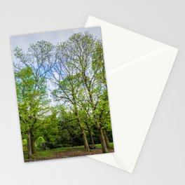 The six trees Stationery Cards