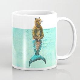 Mer-Bear - West Coast wonders rarely seen Coffee Mug