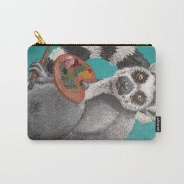 art lemur Carry-All Pouch