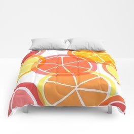 Sumemr Citruses Comforters